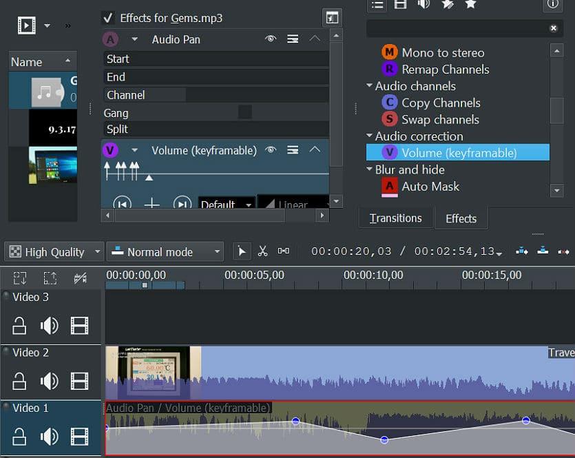 Editar vídeo com o Kdenlive PCGuia