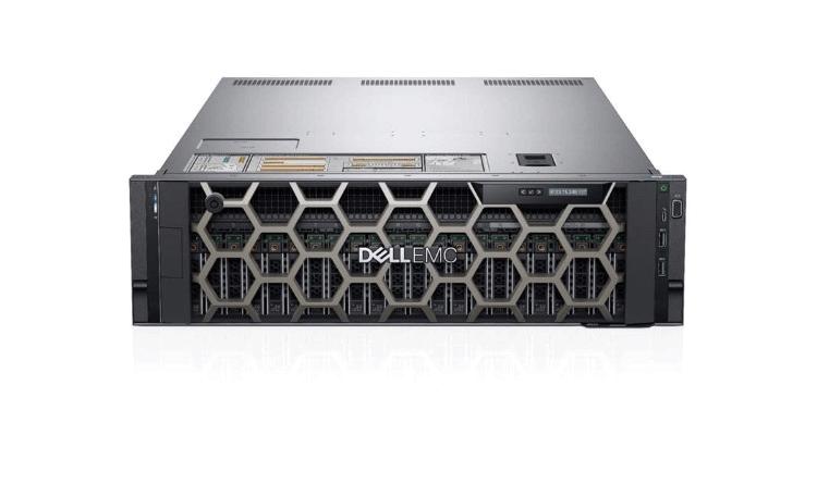 Dell-EMC-PowerEdge-R940 servidores Dell EMC tem novos servidores PowerEdge Dell EMC PowerEdge R940 750x445