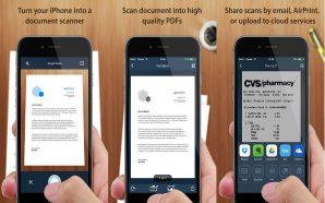 Tiny Scanner app