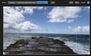 imovie - 3 Efeito Ken Burns  298x186 - Dê vida a um vídeo estático no iMovie com o efeito Ken Burns