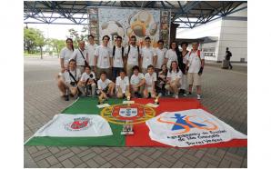 Portugal sagra-se campeão mundial no Robocup 2017