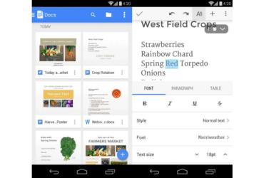 Google-Docs-Android-New