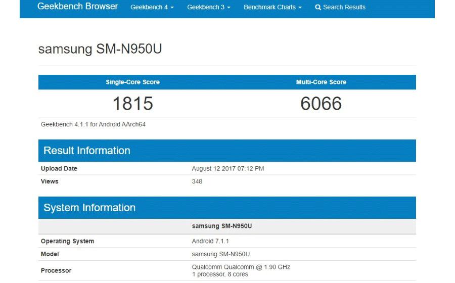Samsung-SM-N950U