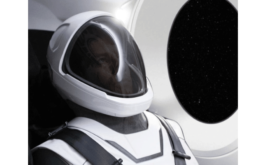 SpaceX-Spacesuit