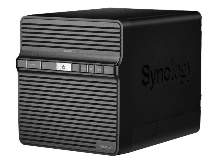 Synology-DiskStation-DS418j