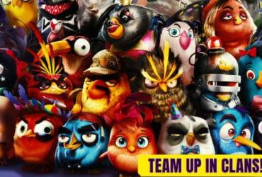 Angry Birds Evolution app