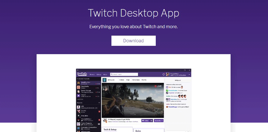 App-Twitch-Desktop