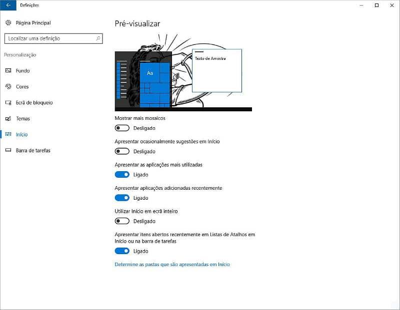 Desligar sugestões - Windows 10 windows 10 Elimine a publicidade no Windows 10 Desligar sugest  es