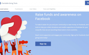 Facebook-Donations