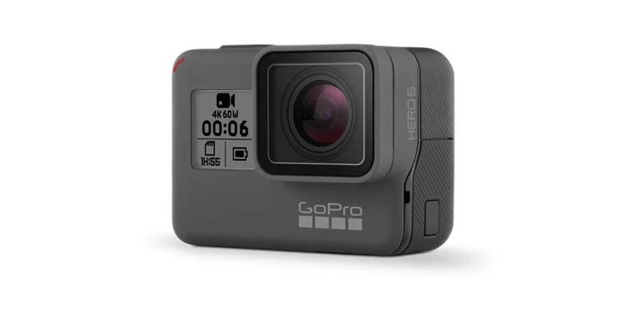 GoPro-Hero-6-Black gopro GoPro lança a Hero 6 Black GoPro Hero 6 Black 900x445