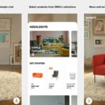 Ikea Place app