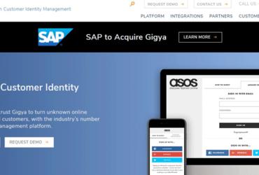 SAP-SE-Gigya