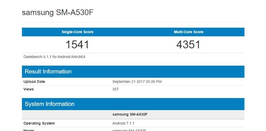 Samsung-SM-A530F-New
