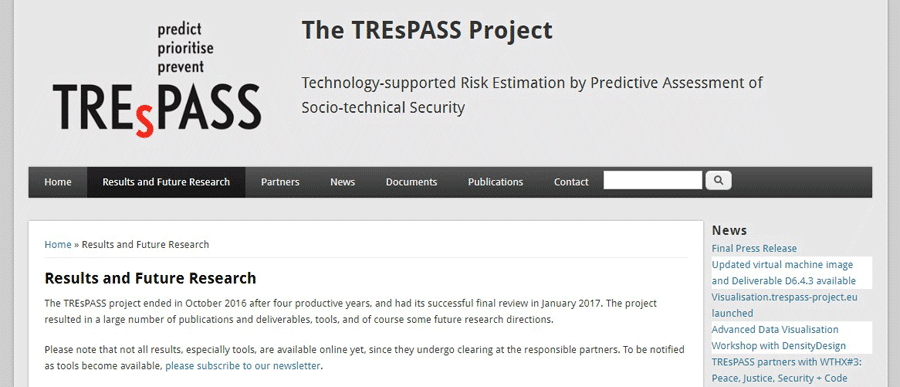 TREsPASS-Project