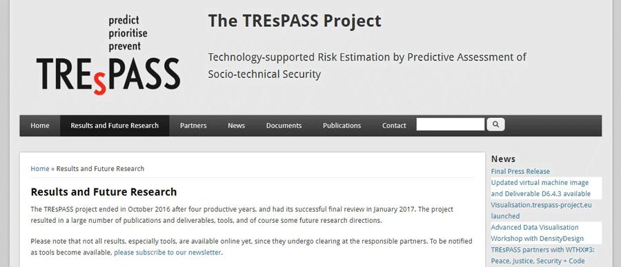 TREsPASS-Project