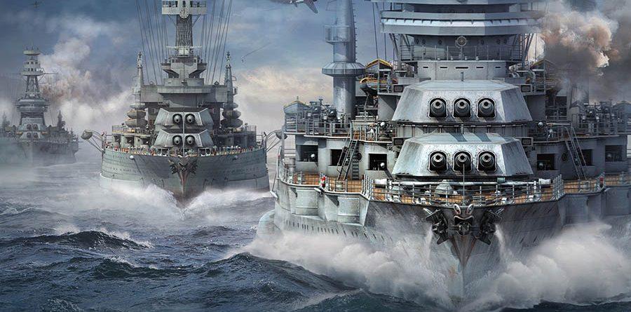 World of Warships warships - World of Warships 1 900x445 - Review – World of Warships