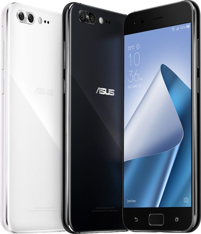 Os Zenfone 4 Pro