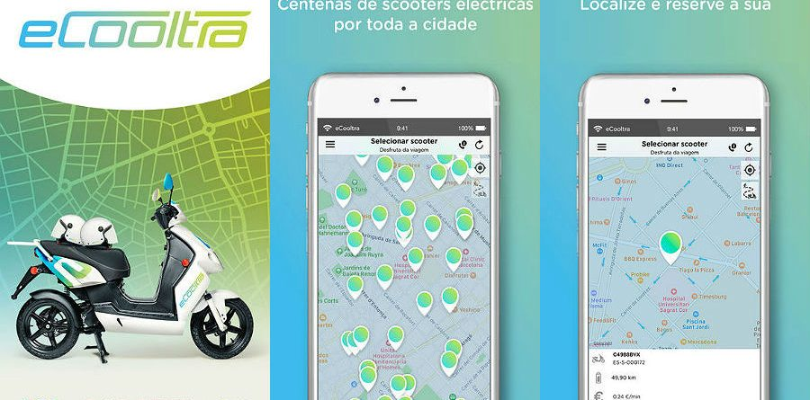 ecooltra - eCooltra app 900x445 - App do Dia – eCooltra scooter sharing