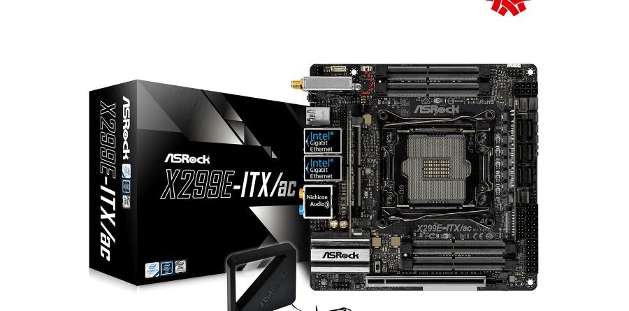 AsRock-X299E-ITXac