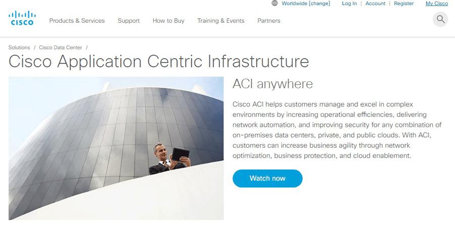Cisco-Application-Centric-I