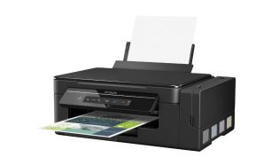 Review – Epson EcoTank ET-2600