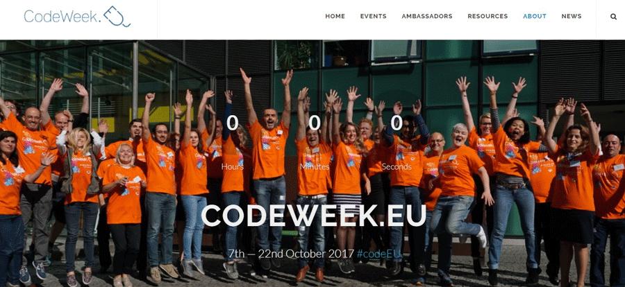 Europe-Code-Week-2017