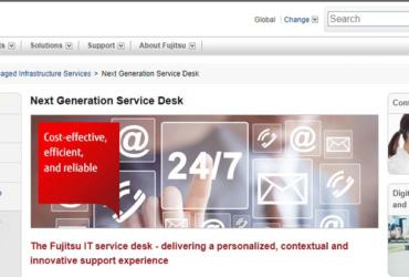 Fujitsu-Service-Desk