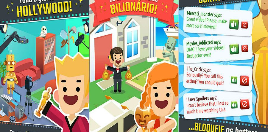 Hollywood Billionaire app