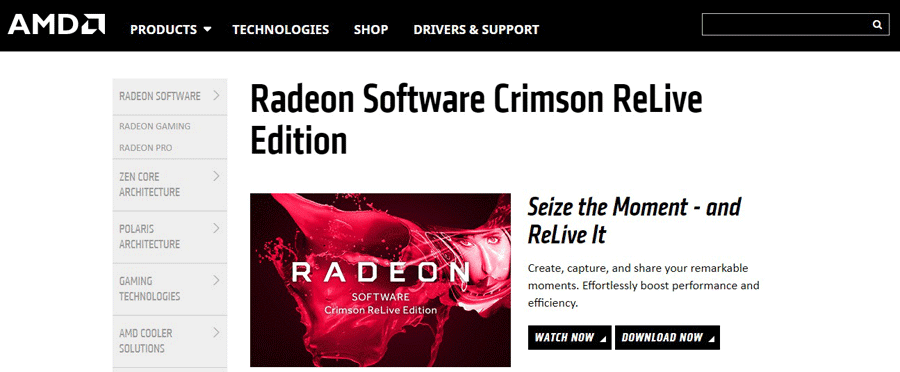 Radeon-Software-Crimson-ReL