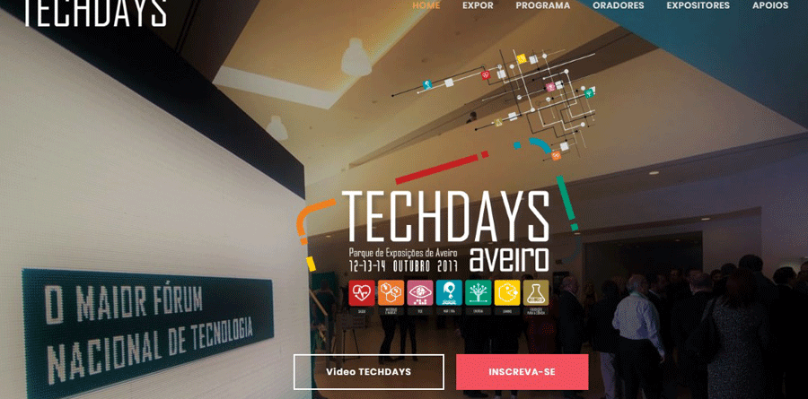 Techdays-New-01 techdays Forum Aveiro patrocina o TECHDAYS 2017 Techdays New 01 900x445