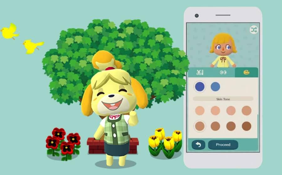 Animal Crossing Pocket Animals