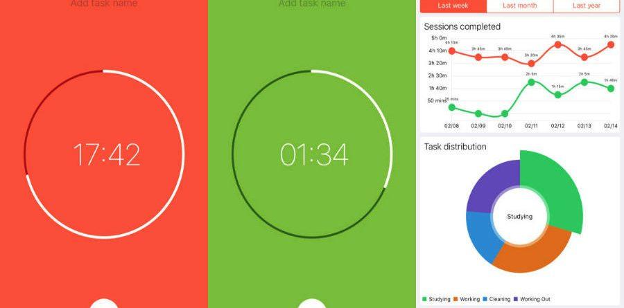 ClearFocus app clearfocus productivity App do Dia – ClearFocus: ProductivityTimer ClearFocus app 900x445