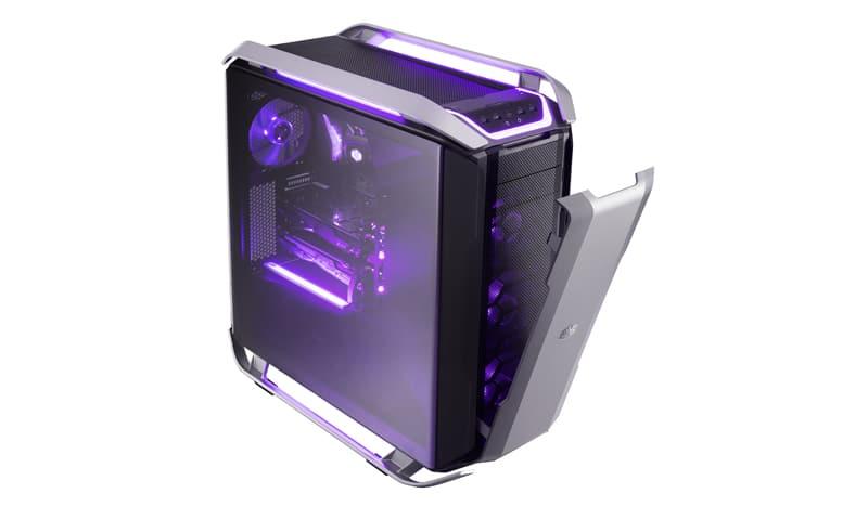 Cooler Master caixa premium Bem–vindos ao mercado das caixas premium CoolerMaster