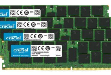 Crucial DDR4 LRDIMM