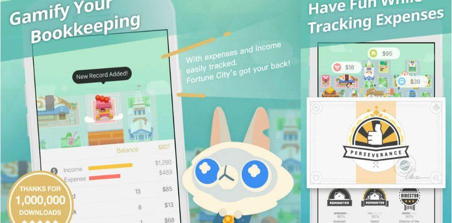 fortune city - Fortune City app 900x445 - App do Dia – Fortune City – A Finance App