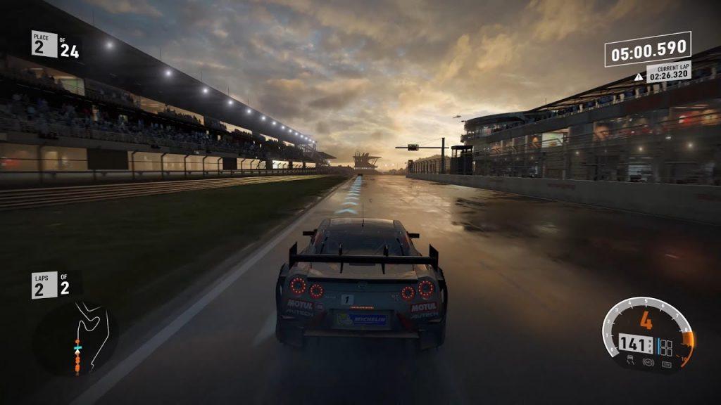 Forza Motorsport 7 xbox one x - Forza Motorsport 7 1024x576 - XBox One X