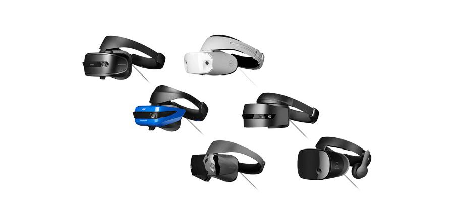 Headsets-realidade-mista mista - Headsets realidade mista 900x445 - Utilizadores de headsets de realidade mista vão poder aceder aos jogos na Steam VR em breve