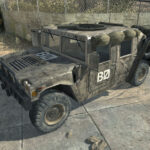 Humvee Call of Duty