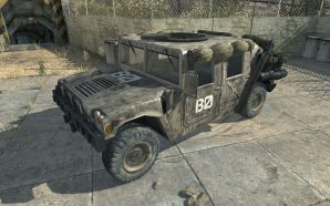 Humvee Call of Duty