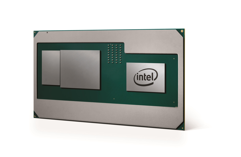 Processador Intel Core H de oitava geração