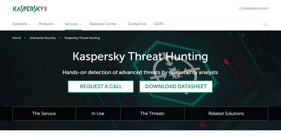 Kaspersky-Threat-Hunting