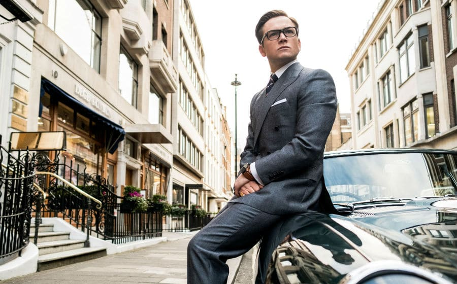 Kingsman Golden Circle top filmes descarregados
