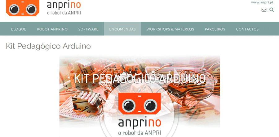 Kit-Arduino-Robot