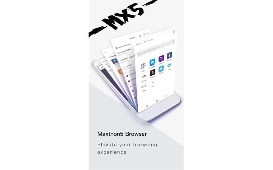 Maxthon-Borwser-Android