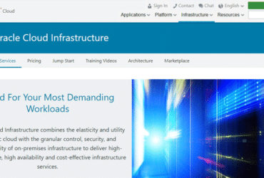 Oracle-Cloud-Infrastructure