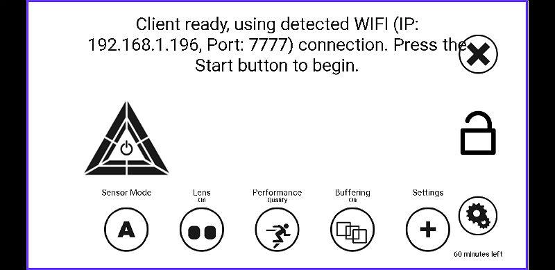 Passo 6 smartphone - Passo 6  - Use o seu smartphone para correr jogos de realidade virtual
