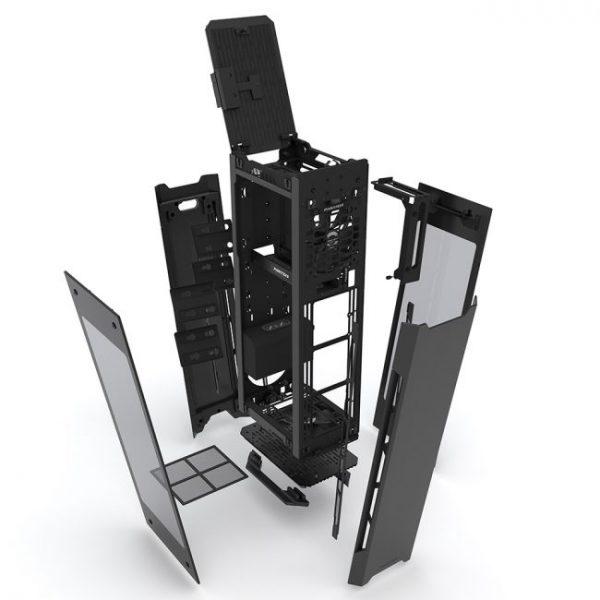 Phanteks caixa premium Bem–vindos ao mercado das caixas premium Phanteks e1510656599120