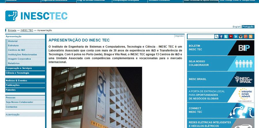 Projecto-INESC-TEC-New