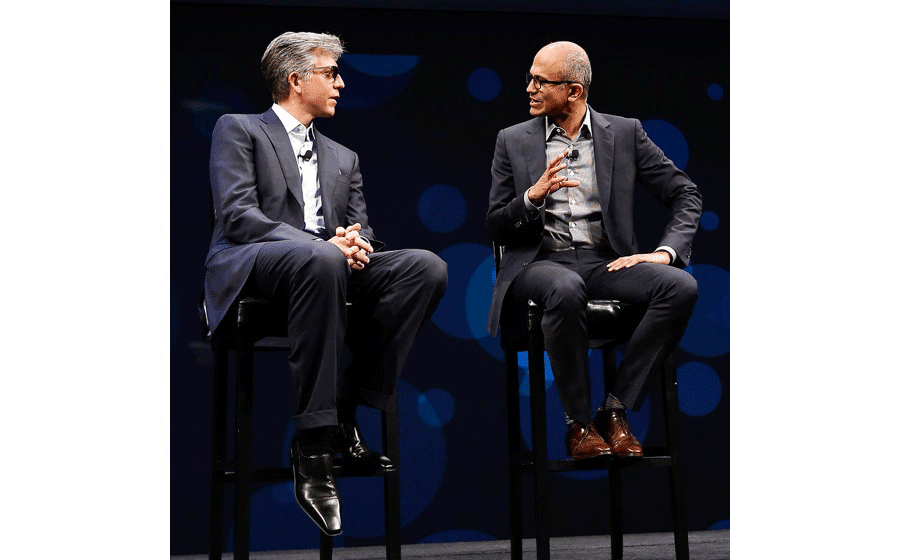SAP-Microsoft-CEOs