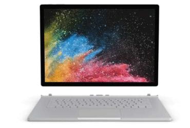 Surface-Book-2-Microsoft
